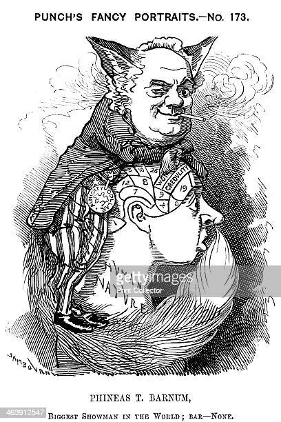 Phineas Taylor Barnum American showman 1884 Barnum was founder of what became the biggest circus in the world what eventually became known as...