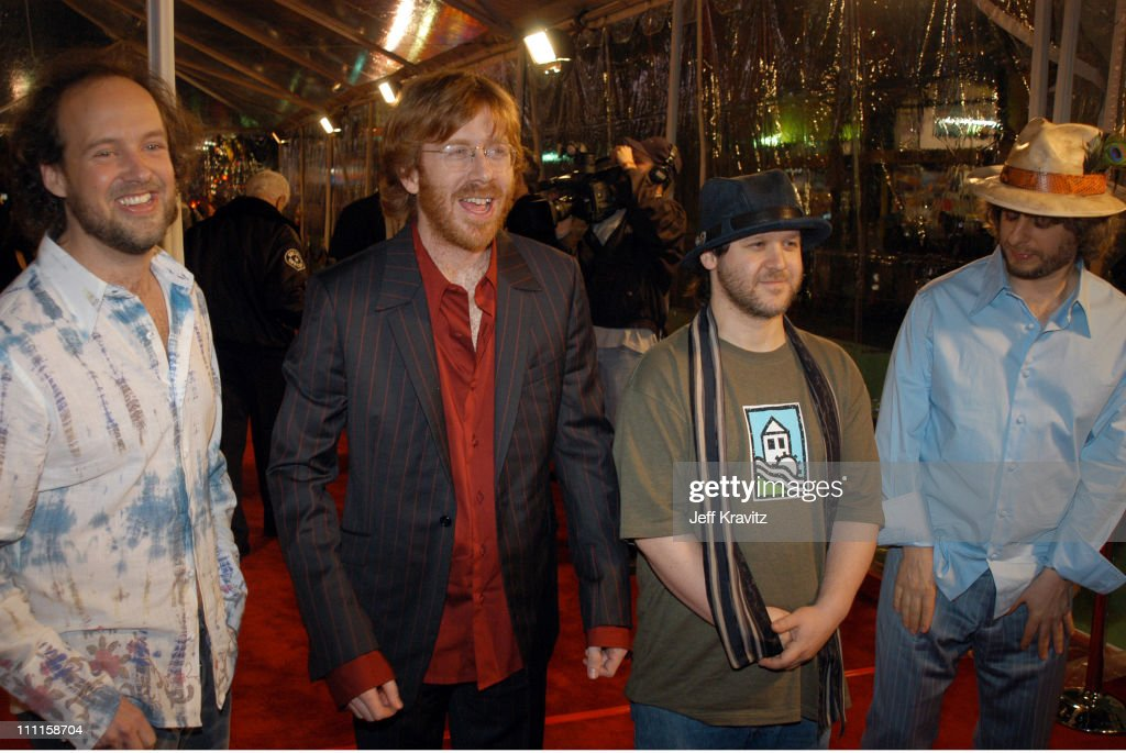 Phish during DreamWorks Premiere of 'Old School' - Arrivals at Grauman's Chinese Theatre in Hollywood, CA, United States.