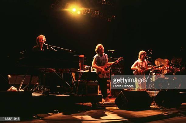 Phish during Phish in Concert at Jones Beach 1992 at Jones Beach Theater in Wantagh New York United States