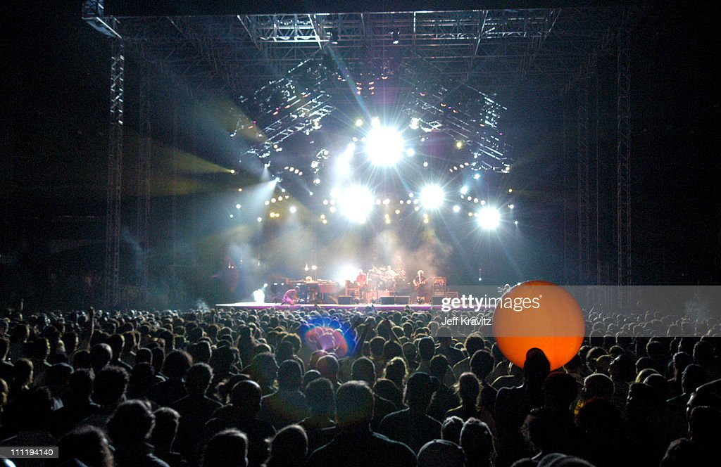 Phish during Phish in Concert - June 18, 2004 at Keyspan Park in New York City, New York, United States.