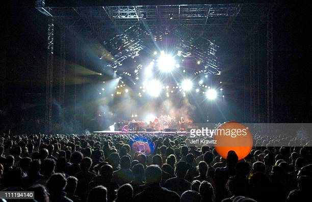 Phish during Phish in Concert June 18 2004 at Keyspan Park in New York City New York United States