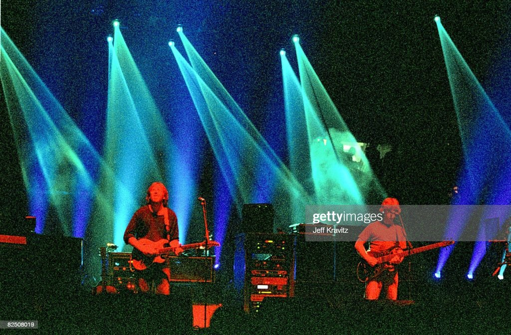 Phish Live in Worchester, MA in 11/98.