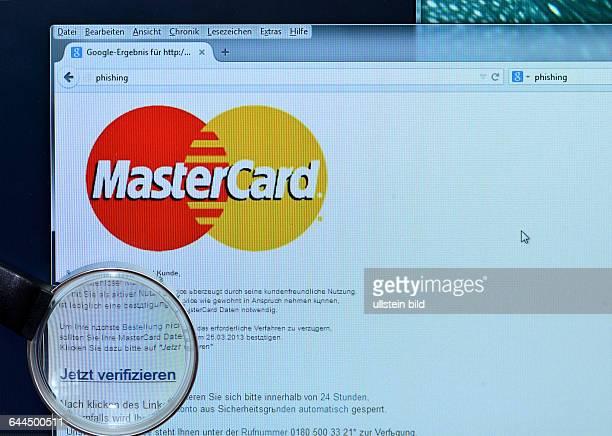 phishingmail Internetbetrug