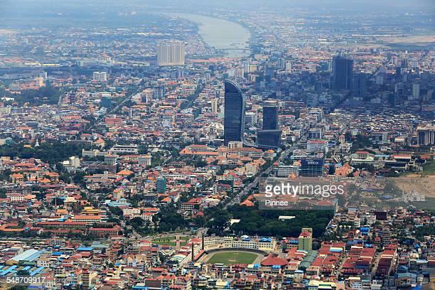 Phnom Penh overview