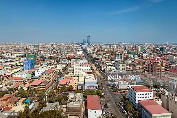 Phnom Penh with Vattanac Capital