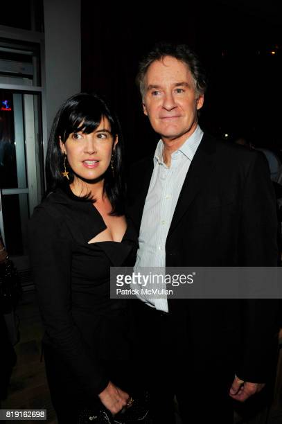 Phoebe Cates and Kevin Kline attend Vapiano hosts the New York Premiere of THE EXTRA MAN red carpet arrivals and afterparty at Village East Cinema...