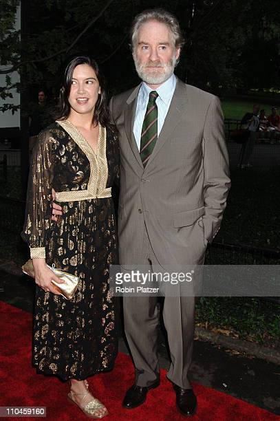 Phoebe Cates and Kevin Kline during The Public Theatres Summer Gala Honoring Meryl Streep and Kevin Kline and Opening Night of MacBeth at Central...