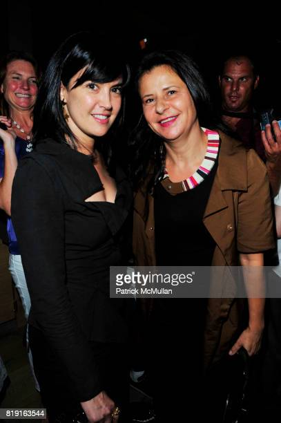 Phoebe Cates and Tracey Ullman attend Vapiano hosts the New York Premiere of THE EXTRA MAN red carpet arrivals and afterparty at Village East Cinema...