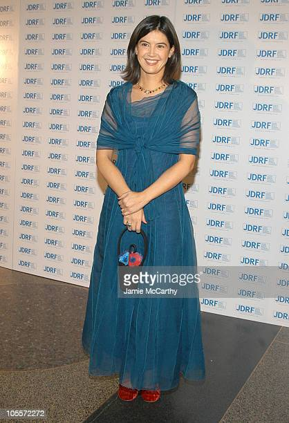 Phoebe Cates during 32nd Annual Promise Ball Hosted By The Juvenile Diabetes Research Foundation at American Museum of Natural History in New York...
