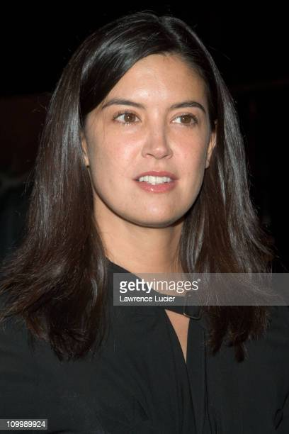 Phoebe Cates during New York Film Critics Circle 71st Annual Awards Dinner Arrivals at Ciprianis 42nd Street in New York City New York United States