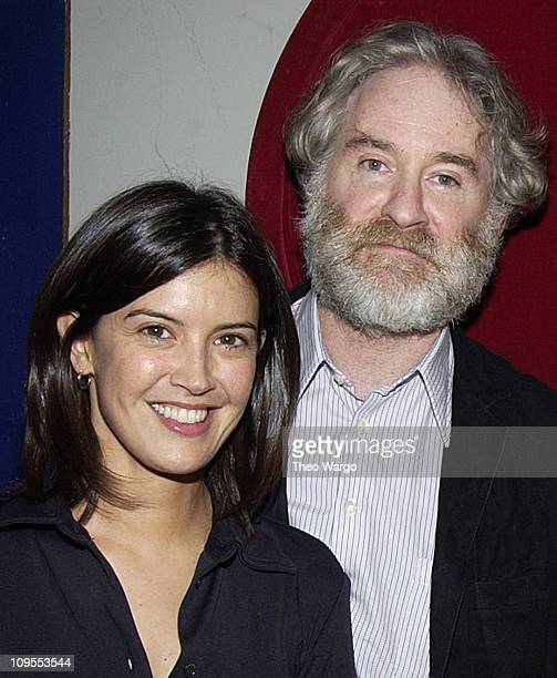 Phoebe Cates Kevin Kline during DKNY Jeans Presents 'Rock the Cure' Benefit Concert for Juvenile Diabetes Research Foundation at The Supper Club in...