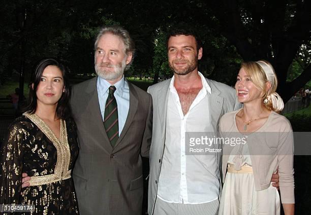 Phoebe CatesKevin Kline Liev Schreiber and Naomi Watts