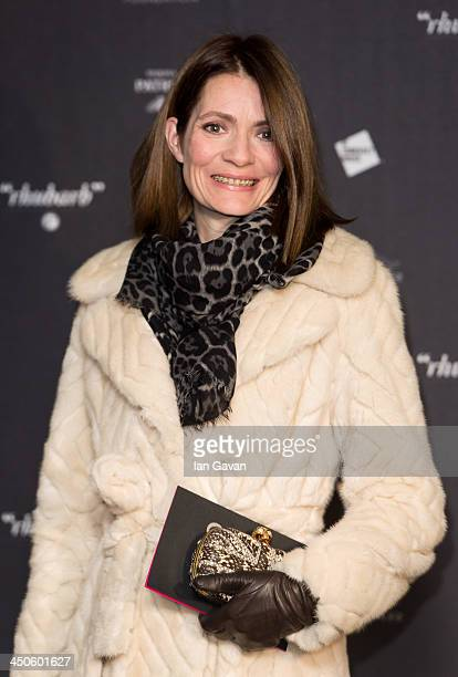 Phoebe Philo attends Isabella Blow Fashion Galore at Somerset House on November 19 2013 in London England