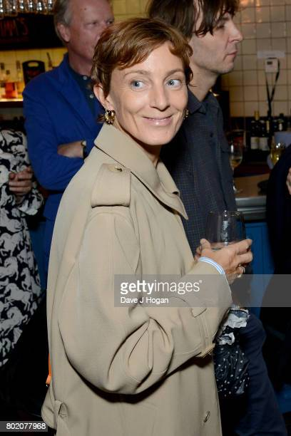 Phoebe Philo attends the screening of 'The Beguiled' at Picturehouse Central on June 27 2017 in London England