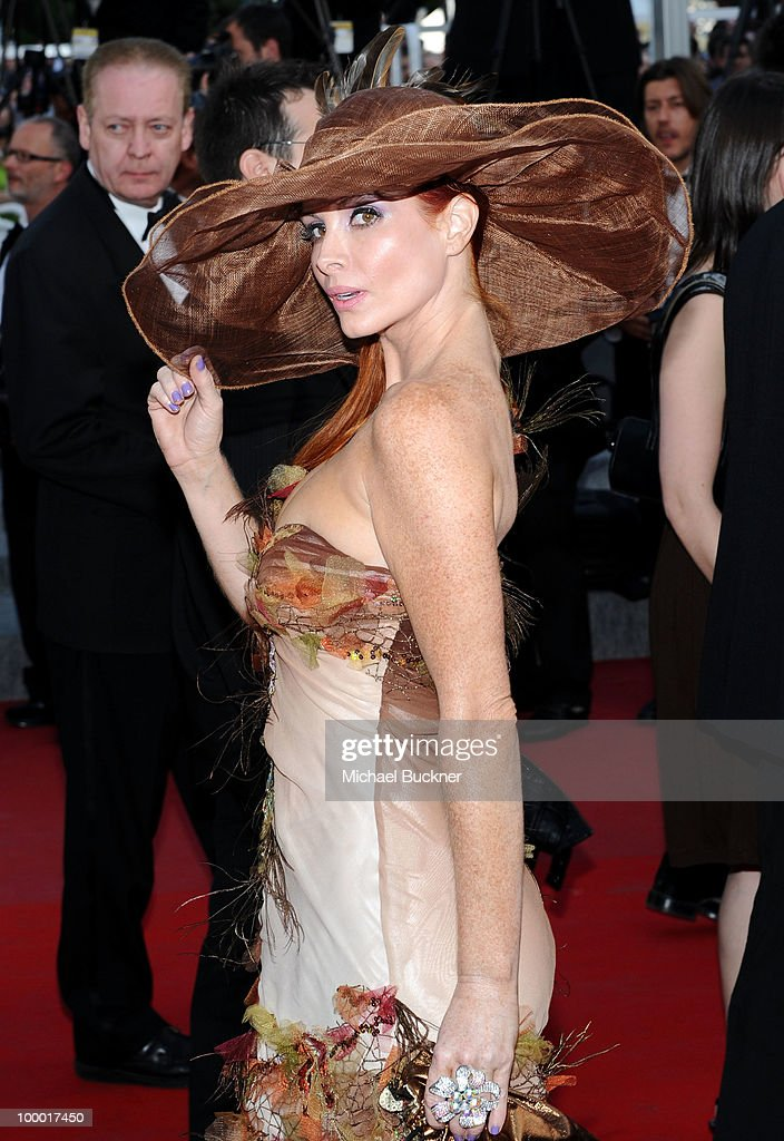 Phoebe Price attends the 'Fair Game' Premiere held at the Palais des Festivals during the 63rd Annual International Cannes Film Festival on May 20, 2010 in Cannes, France.