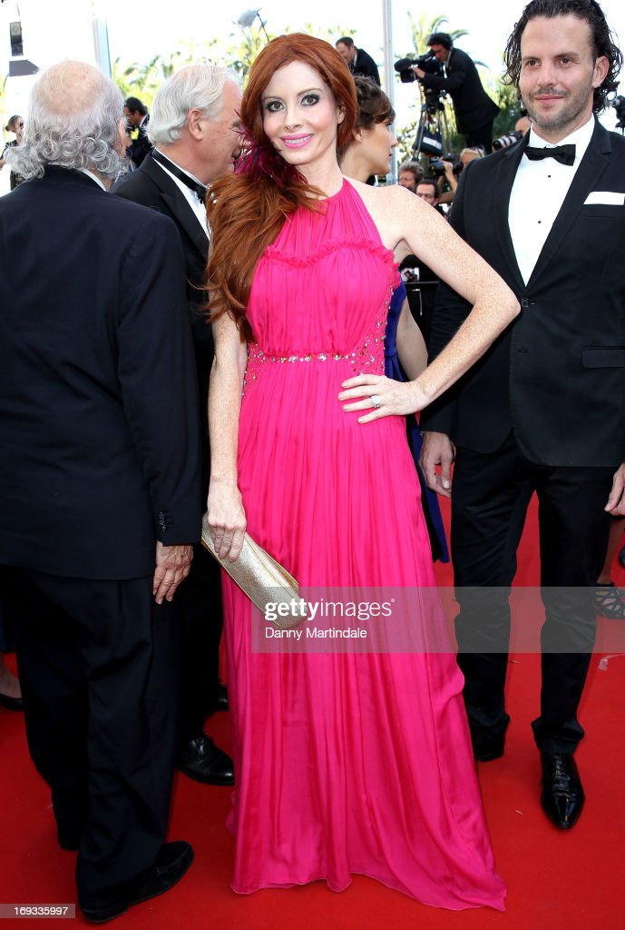 Phoebe Price attends the Premiere of 'Nebraska' during the 66th Annual Cannes Film Festival at The Palais des Festivals on May 23, 2013 in Cannes, France.