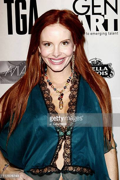 Phoebe Price during 2005 Sundance Film Festival 'Gen Art Party' at Empire Canyon Lodge in Park City Utah United States