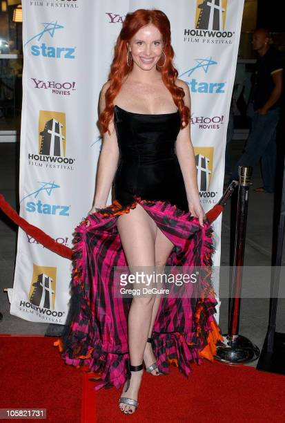 Phoebe Price during Hollywood Film Festival's Opening Night Film Gala of 'Flicka' Arrivals at ArcLight Theatre in Hollywood California United States