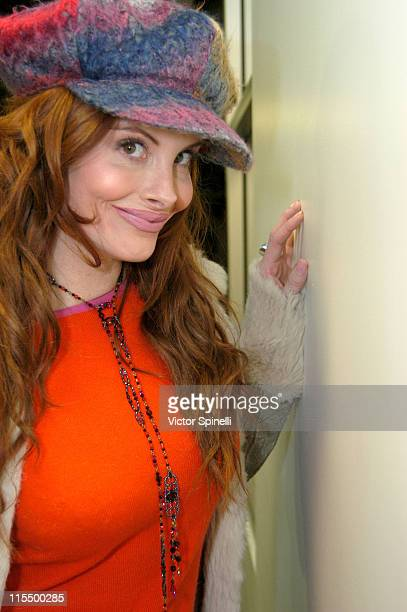 Phoebe Price during Launch party for Bodies in Motion at Bodies in Motion in West Los Angeles California United States