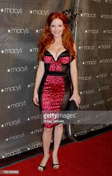 Phoebe Price during Macy's and American Express Passport Gala 2005 Arrivals at Barker Hanger in Santa Monica California United States