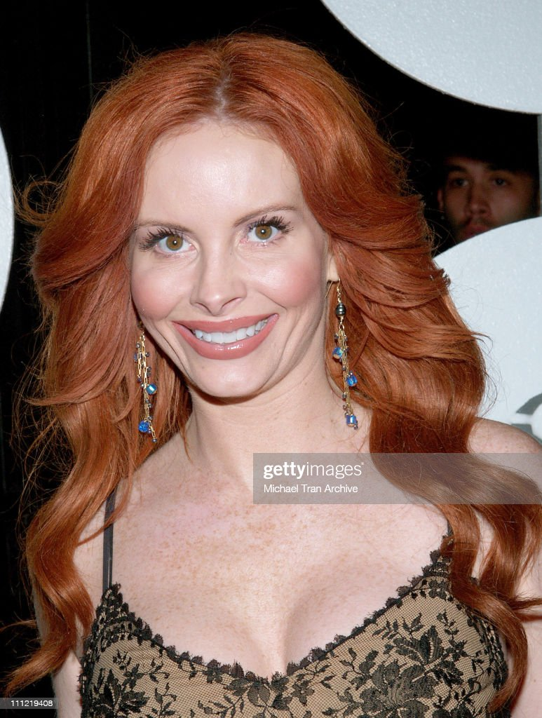 Phoebe Price during Mercedes-Benz Fall 2006 L.A. Fashion Week at Smashbox Studios - Uriel Saenz - After Party at Spider Club in Hollywood, California, United States.