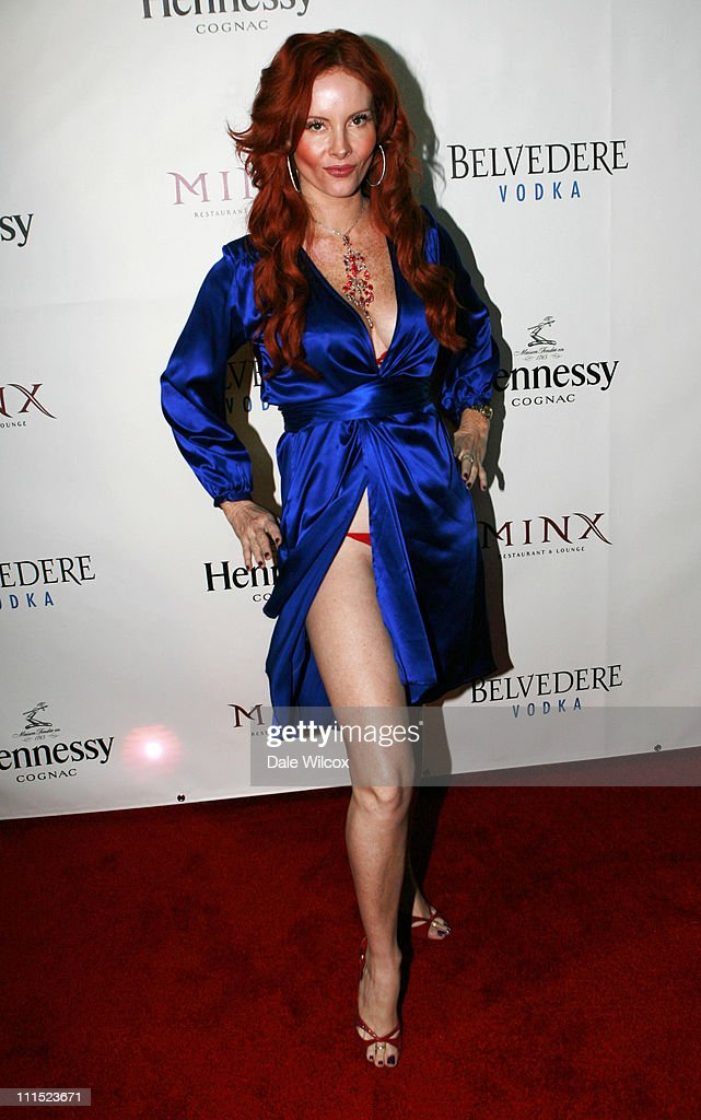 Phoebe Price during Minx Event in Los Angeles, California, United States.