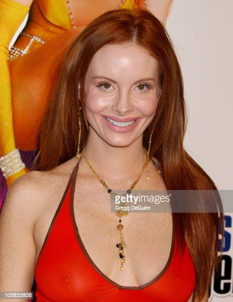 Phoebe Price during 'Miss Congeniality 2 Armed and Fabulous' Los Angeles Premiere Arrivals at Grauman's Chinese Theatre in Hollywood California...