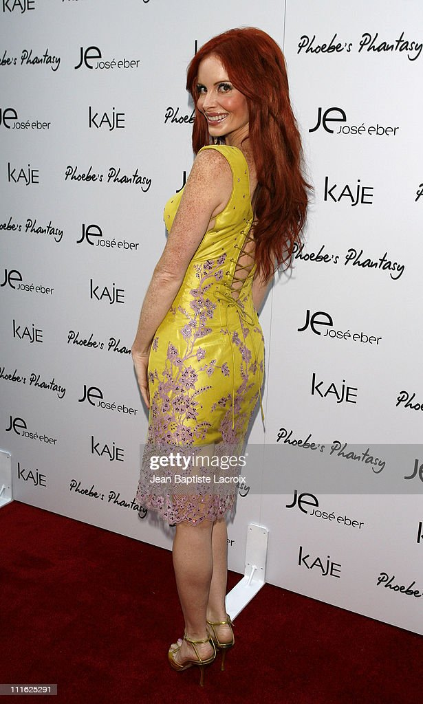 <a gi-track='captionPersonalityLinkClicked' href=/galleries/search?phrase=Phoebe+Price&family=editorial&specificpeople=201530 ng-click='$event.stopPropagation()'>Phoebe Price</a> during <a gi-track='captionPersonalityLinkClicked' href=/galleries/search?phrase=Phoebe+Price&family=editorial&specificpeople=201530 ng-click='$event.stopPropagation()'>Phoebe Price</a> Launches 'Phoebe's Phantasy' by Lotion Glow at Kaje Store in Beverly Hills, California, United States.
