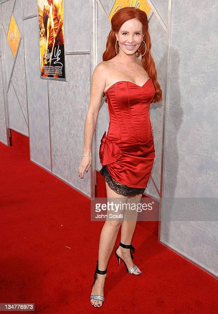 Phoebe Price during 'Step Up' Los Angeles Premiere Red Carpet at The Arclight in Hollywood California United States