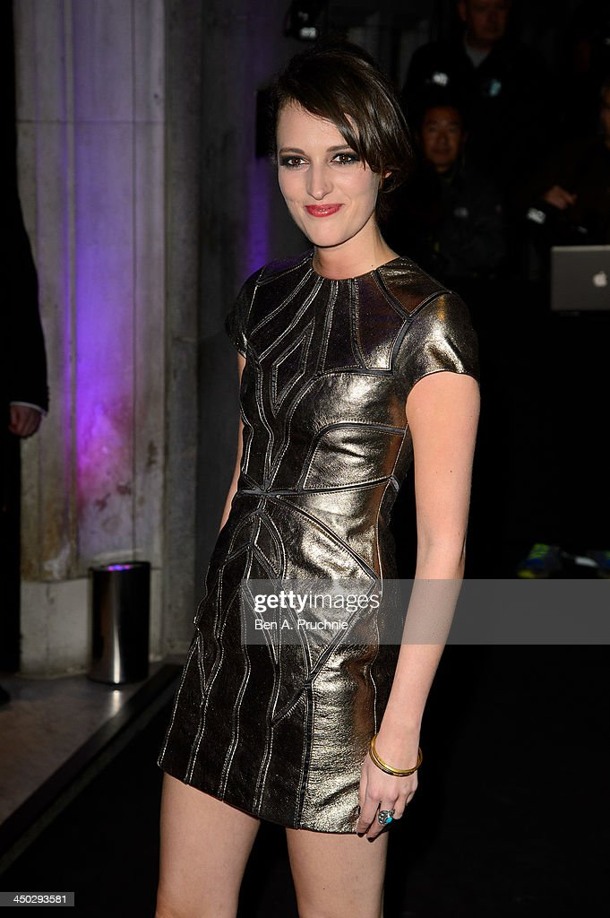 Phoebe Waller-Bridge attends the Evening Standard Theatre Awards at The Savoy Hotel on November 17, 2013 in London, England.