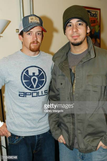 Phoenix and Mike Shinoda of Linkin Park *Exclusive*