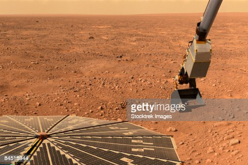 Lander Spacecraft Stock Photos And Pictures Getty Images
