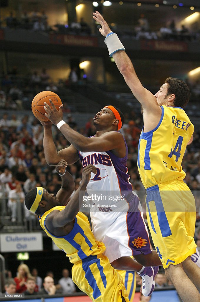 NBA Europe Live - Phoenix Suns vs Tel Aviv Maccabi - October 11, 2006