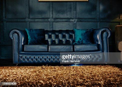 Phone ringing under sofa