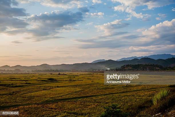 Phong-Nha National Park at sunrise, Vietnam