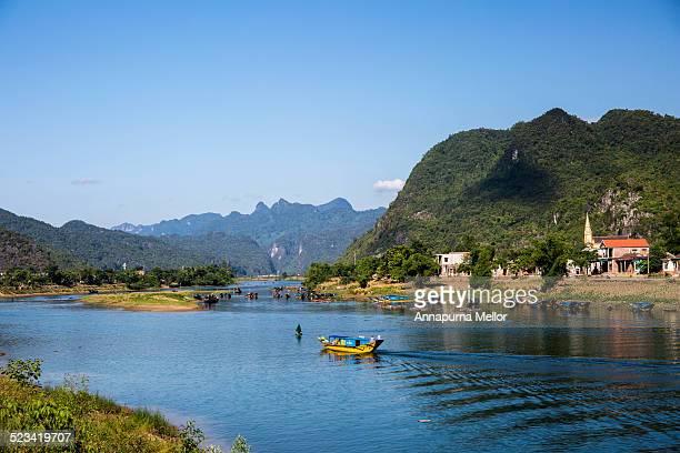 Phong-Nha National Park river