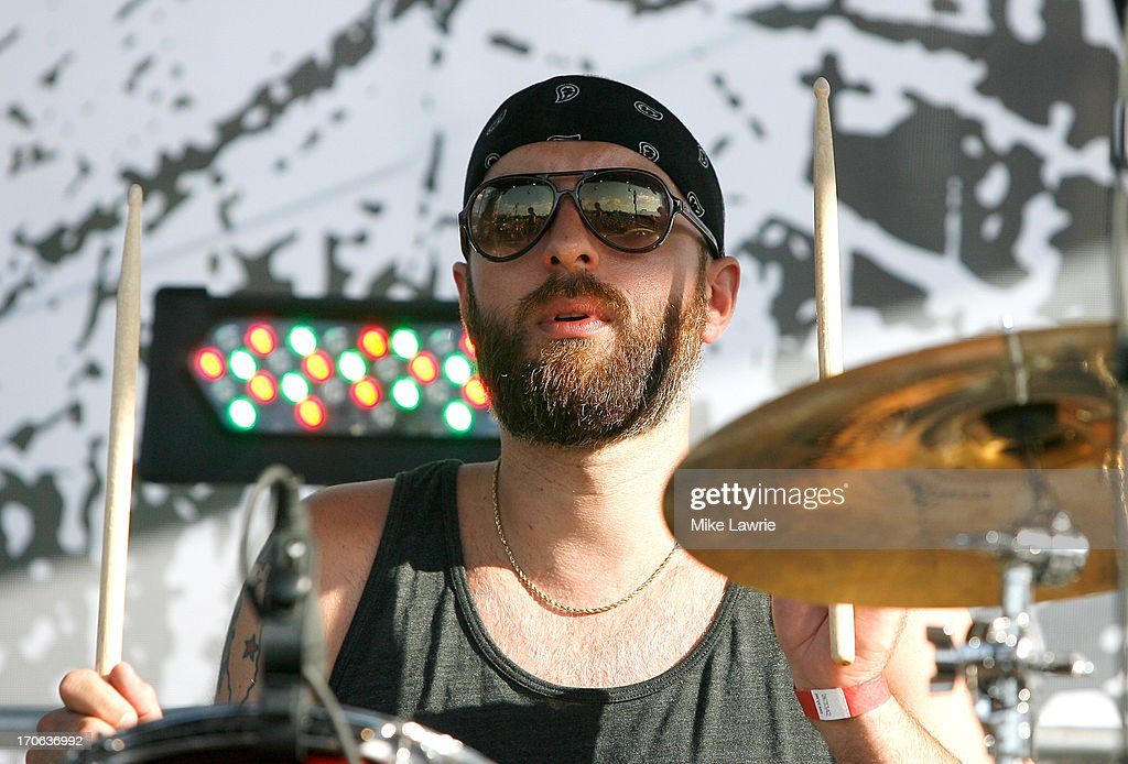 Phosphorescent performs during the 2013 Northside Festival at McCarren Park on June 15, 2013 in the Brooklyn borough of New York City.