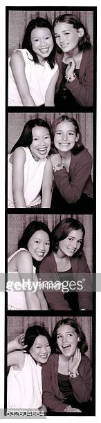 Photo booth friends