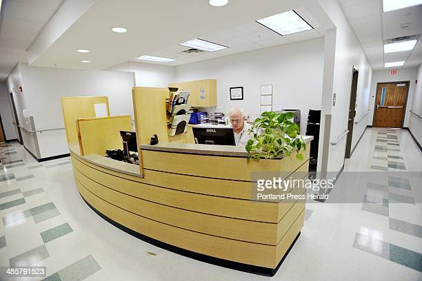 Photo by John Ewing/staff photographer Monday June 20 2011 The Veterans Administration has opened its first primary care and mental health clinic in...