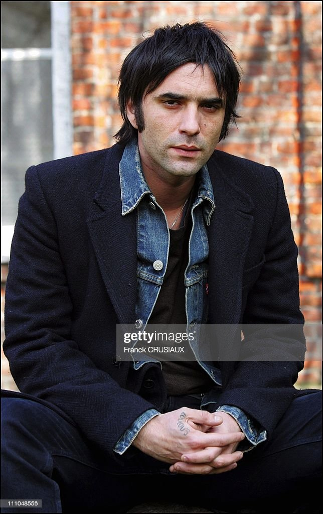 Photo call of the actor and director Samuel Benchetrit at the 17th Adventure Film Festival Valenciennes in Valenciennes France on March 18th 2006