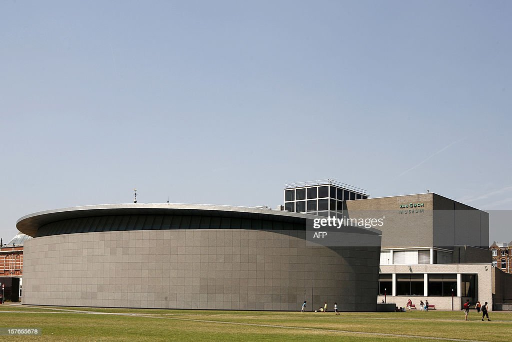 Photo dated in November 2006 shows the Van Gogh museum in Amsterdam The Van Gogh museum in Amsterdam will show until 04 March 2006 hundreds of work...