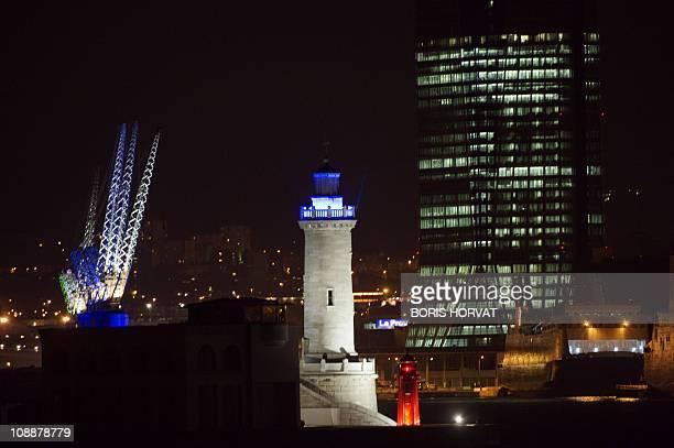 Photo du port de Marseille prise le 03 février 2011 La Cour des comptes a dénoncé ce jour dans un rapport provisoire qui a filtré dans la presse le...