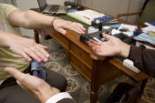Photo Essay From Doctor's Office Nord France Consultation For The Renewal Of Treatment Of The Carpal Tunnel Syndrome