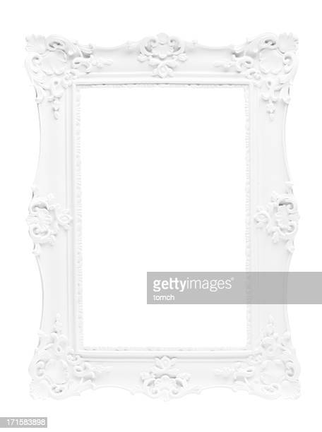 Moldura de Foto em fundo branco