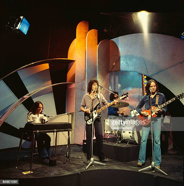 POPS Photo of 10CC and Eric STEWART and Graham GOULDMAN and Lol CREME and Kevin GODLEY LR Lol Creme Graham Gouldman Kevin Godley and Eric Stewart...