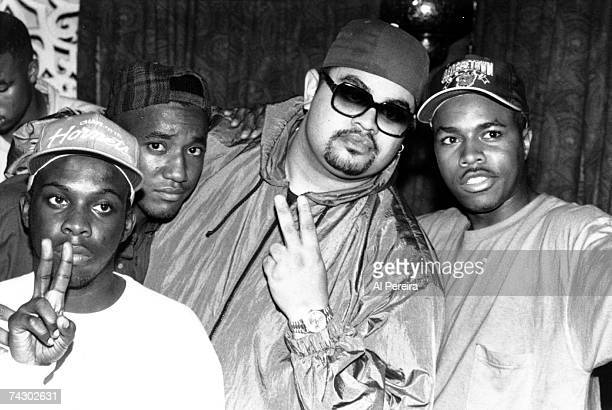 Photo of A Tribe Called Quest Photo by Al Pereira/Michael Ochs Archives/Getty Images