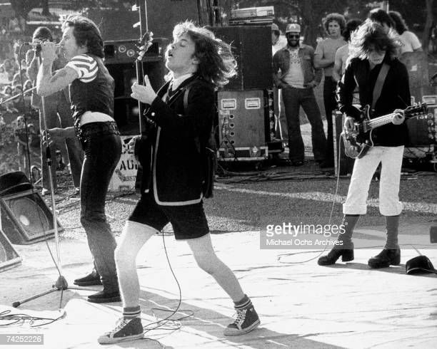 Photo of ACDC Photo by Michael Ochs Archives/Getty Images