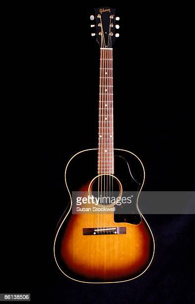 Photo of ACOUSTIC GUITAR and GIBSON GUITARS 1958 Gibson LG1 still life studio