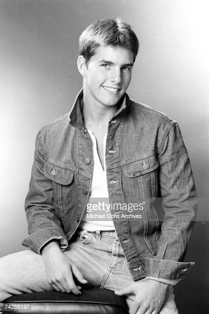 Photo of actor Tom Cruise Photo by Michael Ochs Archives/Getty Images