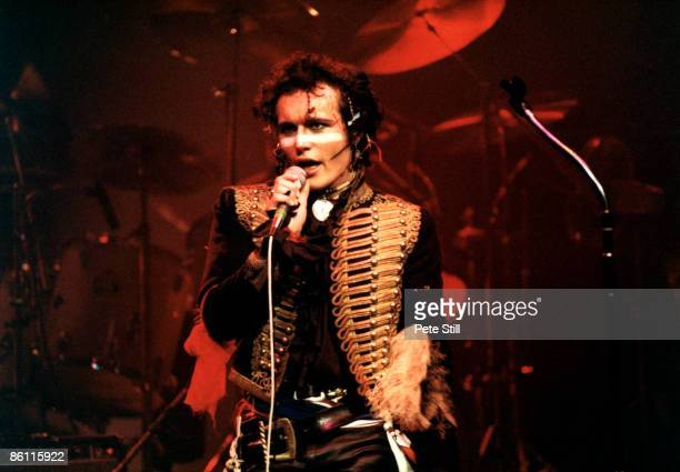 THEATRE Photo of ADAM ANT and ADAM THE ANTS
